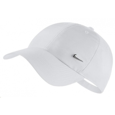 Nike kšiltovka Sportswear UNIVERZÁLNÍ - bílá