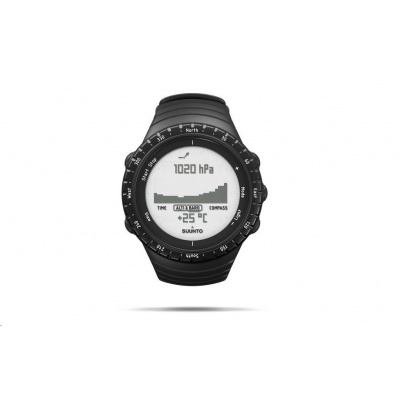 Suunto hodinky CORE REGULAR BLACK