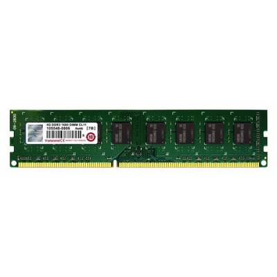 DIMM DDR3 4GB 1600MHz TRANSCEND 2Rx8 CL11