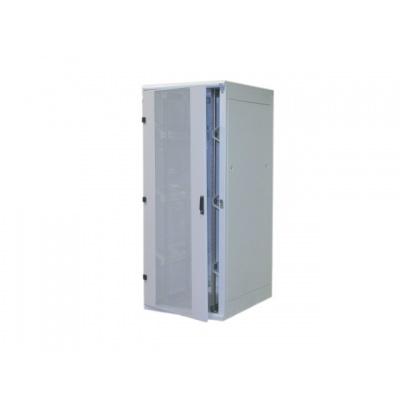TRITON Dveře 42U - perforované, 80% propustnost vč.kování, šířka 800mm, šedé