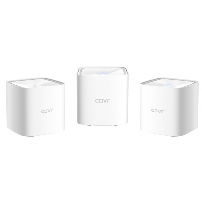 D-Link COVR-1103 Wireless AC1200 Whole Home Mesh Wi-Fi System (3 pack)