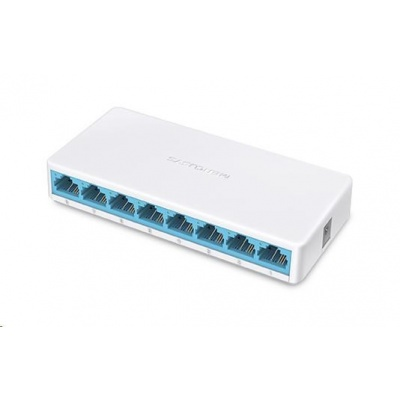 MERCUSYS MS108 [8-Portový stolní switch 10/100Mb/s]