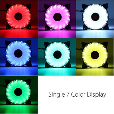 1stCOOL REGULAR RGB Fan 12cm