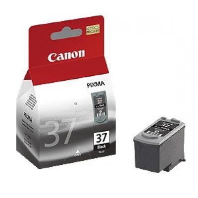 Canon BJ CARTRIDGE black PG-37 (PG37)