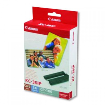 Canon KC36IP papír 86x54mm 36ks do termosublimační tiskárny