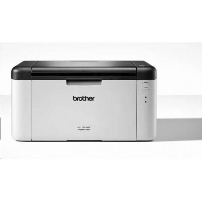 BROTHER tiskárna laserová mono HL-1223WE - A4, 21ppm, 2400x600, 32MB, GDI, USB 2.0, WIFI, 150l, startovací toner 1500str