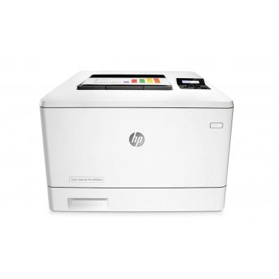 HP LaserJet Pro 400 color M452dn (A4, 27/27 ppm, USB 2.0, Ethernet, Duplex)