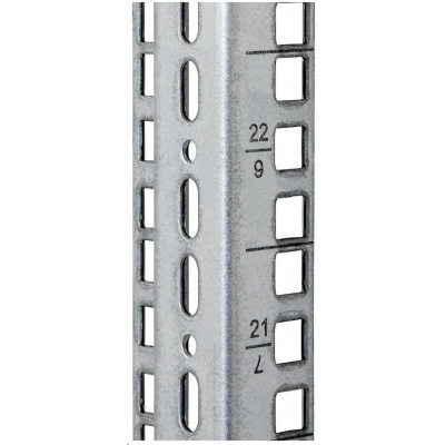 TRITON Vertikální lišta 9U, cena za 1ks