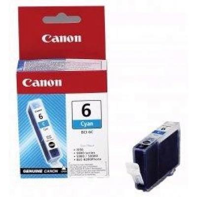 Canon BJ CARTRIDGE cyan BCI-6C (BCI6C)