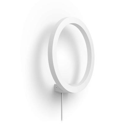 PHILIPS Sana Nástěnné svítidlo, Hue White and color, 230V, 1x20W integr.LED, Bílá