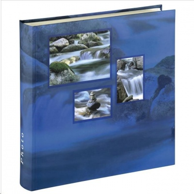 Hama album klasický Singo 30x30 cm, 100 strán, modrý