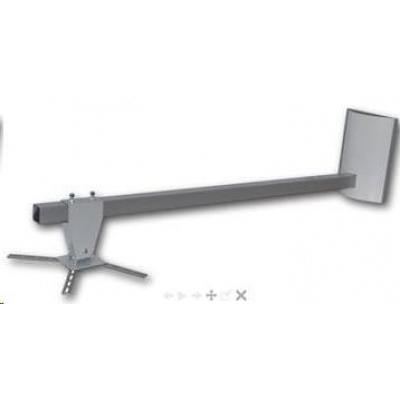 Držák projektoru na stěnu pro interaktivní tabule - neposuvné