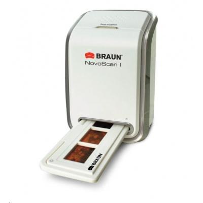 Braun NovoScan I  (5Mpx/1800dpi, sotware ArcSoft Photoimpresion, PC, USB2)