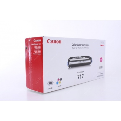 Canon LASER TONER magenta CRG-717M (CRG717M) 4 000 stran*