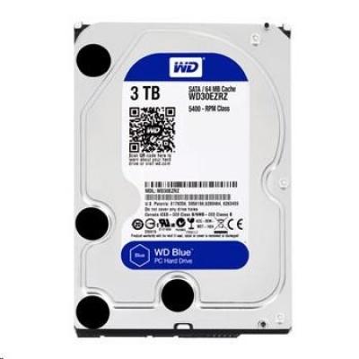 BAZAR - WD BLUE WD30EZRZ 3TB SATA/600 64MB cache 5400 ot.