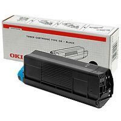 Oki Toner Černý do C5100/C5300/C5200/C5400 (5 000 stránek)