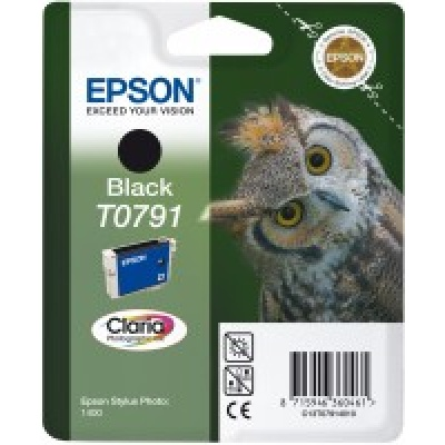 EPSON ink čer Stylus Photo R1400 - Black