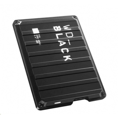 "WD BLACK P10 Game Drive 5TB, BLACK EMEA, 2.5"", USB 3.2"
