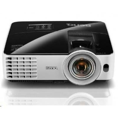 BENQ Dataprojektor MX631ST (XGA, 3200 ANSI, 13 000:1, 2xHDMI, speaker)