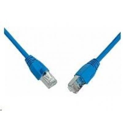 Solarix Patch kabel CAT6 SFTP PVC 5m modrý snag-proof C6-315BU-5MB