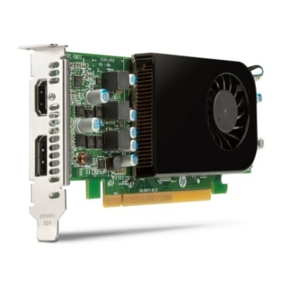 AMD Radeon RX 550X 4GB LowProfile DP, HDMI, PCIe x16 Card