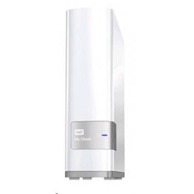 "BAZAR - WD My Cloud 4TB Ext. 3.5"" RJ45 (GLAN), USB 3.0, 2xDualCore CPU"