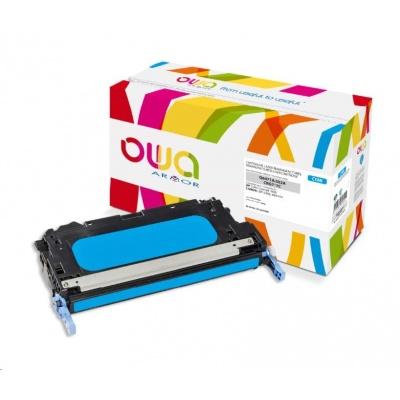 OWA Armor toner pro HP Color Laserjet 3600, 4000 Stran, Q6471A, modrá/cyan