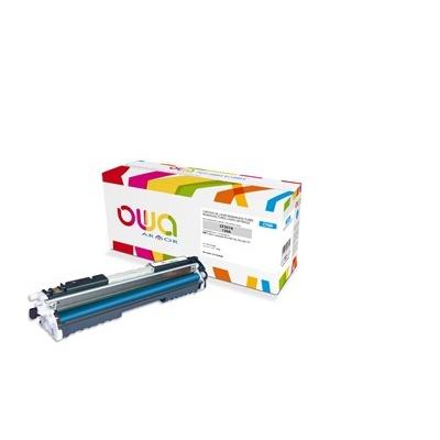 OWA Armor toner pro HP Color Laserjet Pro M176, M177, 1000 Stran, CF351A, modrá/cyan