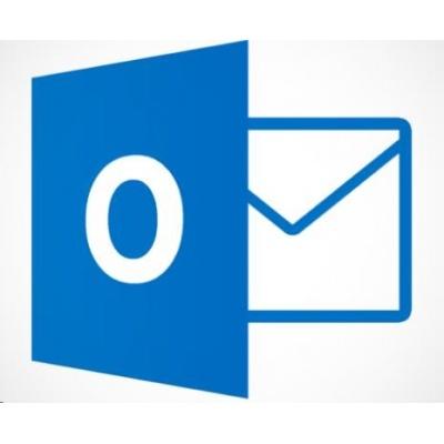 Outlook Mac 2019 OLP NL Gov