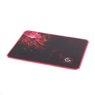 C-TECH herní podložka pod myš látková černá, MP-GAMEPRO-L, 400x450 mm