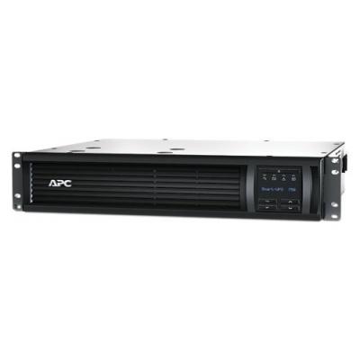 APC Smart-UPS 750VA LCD RM 2U 230V with SmartConnect (500W)