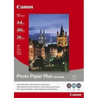 Canon PAPÍR SG-201 24x30cm 20ks (SG201)