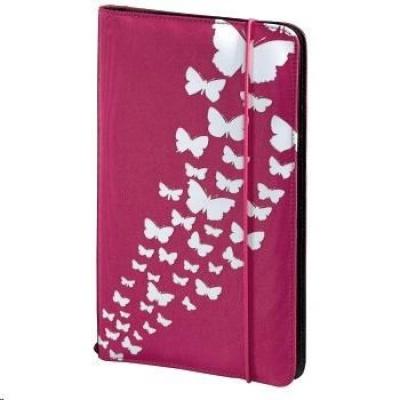 Hama up to Fashion prenosné puzdro na 48 CD/DVD, ružové