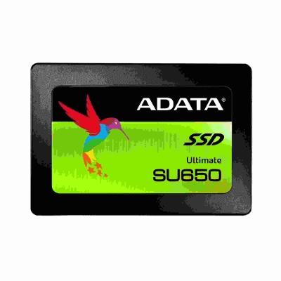 """ADATA SSD 480GB Ultimate SP650SS 2,5"""" SATA III 6Gb/s (R:520/ W:450MB/s)"""