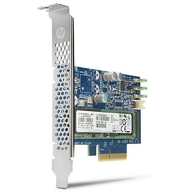 HP Z Turbo Drive G2 512GB PCIe SSD NVME (PCIe slot card, z240,z440, z640,z840)