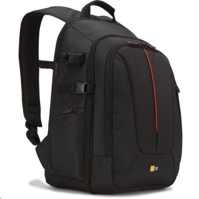 """Case Logic batoh DCB309K pro fotoaparát s objektivem a notebook 14"""", černá"""