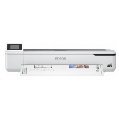 EPSON tiskárna ink SureColor SC-T5100N, 4ink, A0, 2400x1200 dpi, USB 3.0, LAN, WIFI, Ethernet,