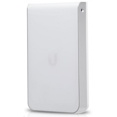 UBNT UniFi AP AC In Wall HD [802.11ac wave2, MU-MIMO 4x4 5GHz 1733Mbps + 2x2 2.4GHz 300Mbps]