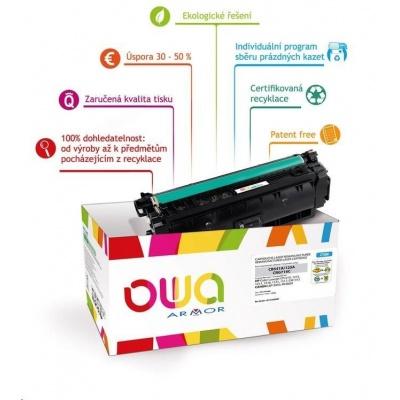 OWA Armor toner pro OKI C301, C321, MC332, MC342, 1500p, 44973535, modrá/cyan