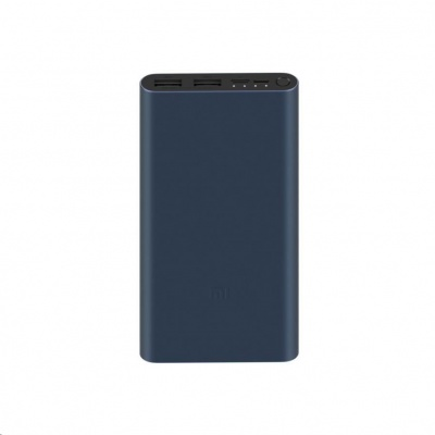10000mAh Mi 18W Fast Charge Power Bank 3 (Black)